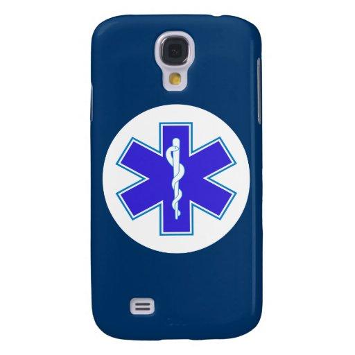 Paramédico EMT el ccsme Funda Para Galaxy S4