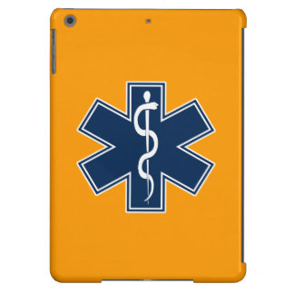 Paramédico EMT el ccsme Funda Para iPad Air