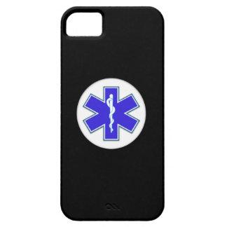 Paramédico EMT el ccsme iPhone 5 Funda