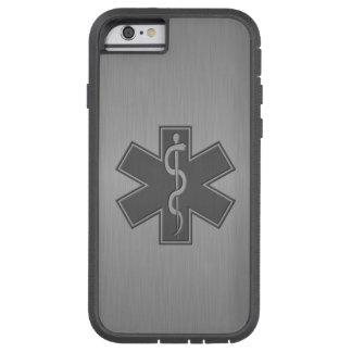 Paramédico EMT el ccsme moderno Funda De iPhone 6 Tough Xtreme