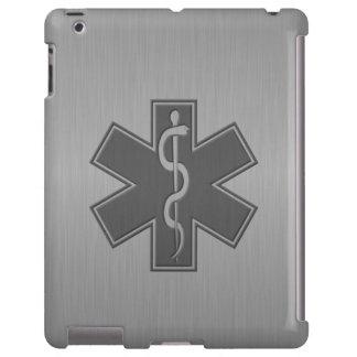 Paramédico EMT el ccsme moderno Funda Para iPad