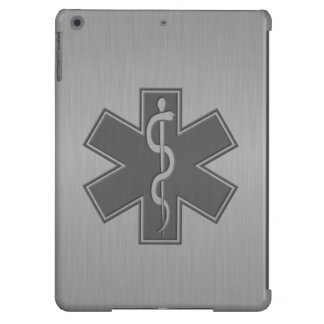 Paramédico EMT el ccsme moderno Funda Para iPad Air