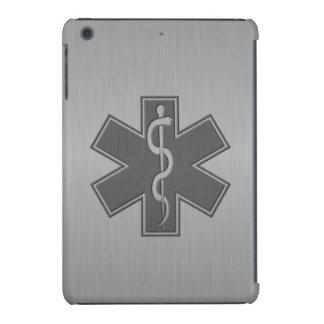 Paramédico EMT el ccsme moderno Fundas De iPad Mini Retina