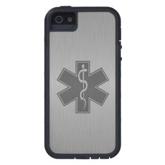 Paramédico EMT el ccsme moderno iPhone 5 Carcasas