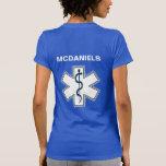 Paramédico EMT el ccsme Tshirt
