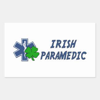 Paramédico irlandés rectangular altavoces