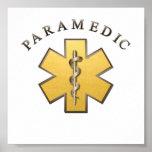 Paramédico Poster