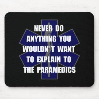 Paramedics Mouse Pad