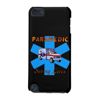 Paramedics Saving Lives iPod Touch (5th Generation) Covers