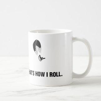 Paramotoring Coffee Mug