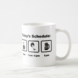 Paramotoring Coffee Mugs