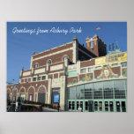 Paramount Theatre Asbury Park NJ Print