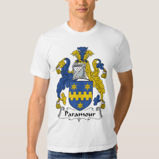 Paramour Family Crest Tee Shirt