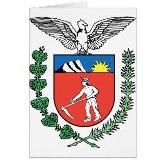 parana, Brazil Card