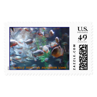 Parana Fish Postage