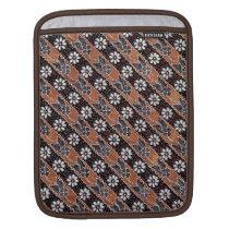 Parang Seling Kembang Batik Sleeve For iPads