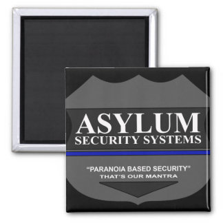 Paranoia Based Security Magnet