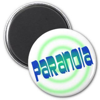 paranoia imán redondo 5 cm