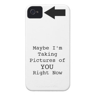 Paranoia que induce la cubierta de la casamata Case-Mate iPhone 4 carcasa