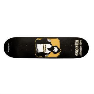 Paranoia.... Skateboard
