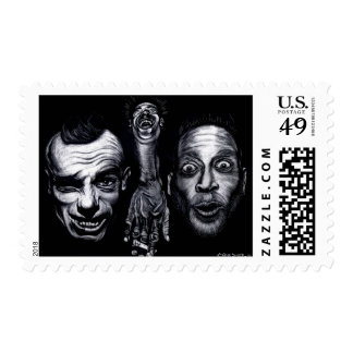 Paranoia  stamps