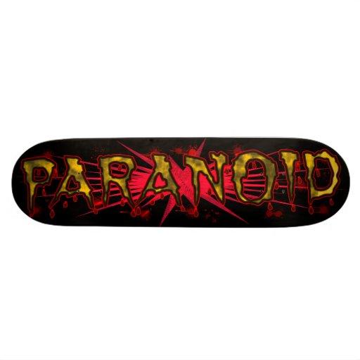 Paranoico Skateboards