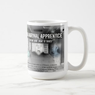 Paranormal Apprentice coffee cup