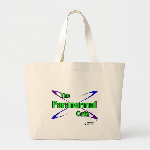 Paranormal Cafe Bags