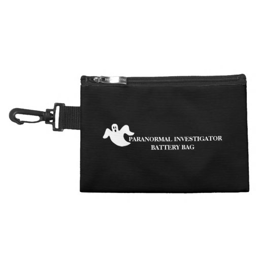 Paranormal Investigator Battery Bag Accessory Bags