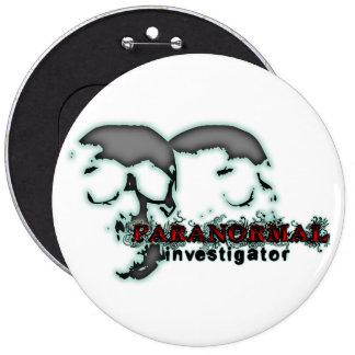 Paranormal Investigator Pinback Button