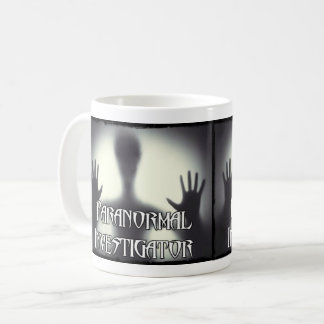 Paranormal Investigator Ghost Mug