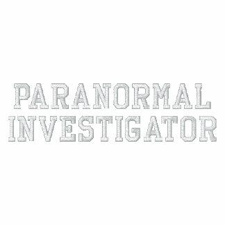 Paranormal Investigator Jackets