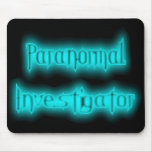 Paranormal Investigator MousePad