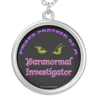 Paranormal Investigator necklace