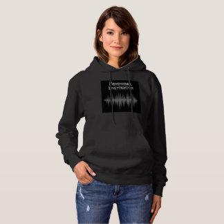 Paranormal Investigator Soundwave Women's Hoodie