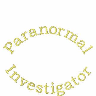 Paranormal Investigator Track Jackets
