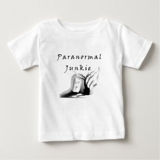Paranormal Junkie Baby T-Shirt