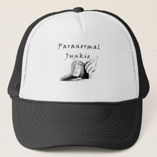 Paranormal Junkie Trucker Hat