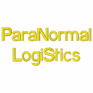 ParaNormal LogiStics Embroidered Polo Shirt