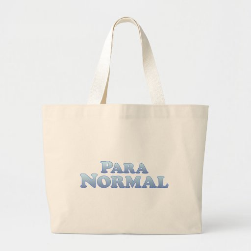 Paranormal - Mult-Products Tote Bags