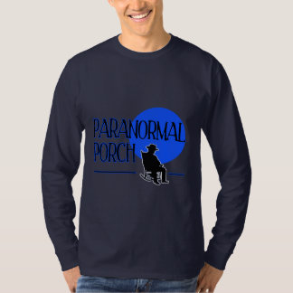 Paranormal Porch Shirt with Official Logo.