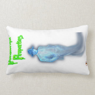 Paranormal Properties Frank The Ghost Pillow