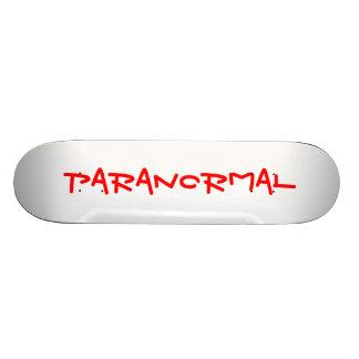Paranormal Skateboard