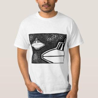 ParanormalPrints T-Shirt From the Beamship Portal