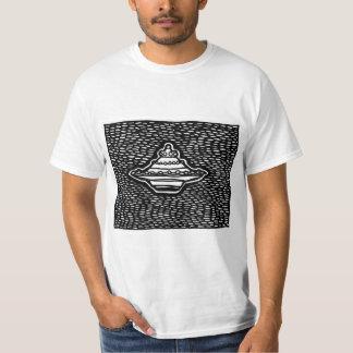 ParanormalPrints T-Shirt 'Pleiadian Beamship'