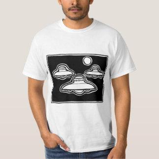 ParanormalPrints T-Shirt 'Three Sky Watchers'