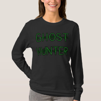 Paranorml (Ghost Hunter) Black Shirt