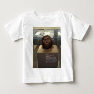 Paranthropus boisei; museum exhibit baby T-Shirt
