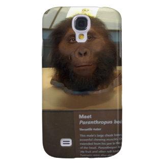 Paranthropus boisei; museum exhibit samsung s4 case