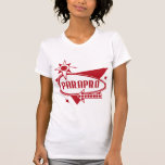 Parapro - Retro Red 60's Inspired Sign T-Shirt